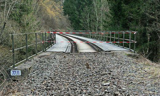 Lavamuender Bahn