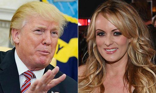 Beweise für Trump-Affäre? Anwalt von Porno-Star veröffentlicht brisantes Foto