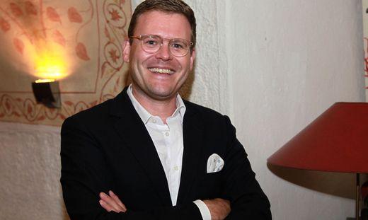 Top-Hotelier Stefan Bauer
