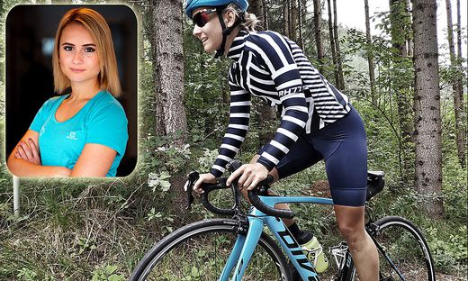 """Christina Perchtold fährt in Österreich wieder Radrennen und ist Schriftführerin beim Team """"La Musette"""""""