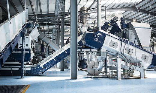 Lindner Recycling ist bereits Teil des Green Tech Clusters