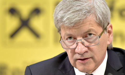 RBI-Chef Johann Strobl