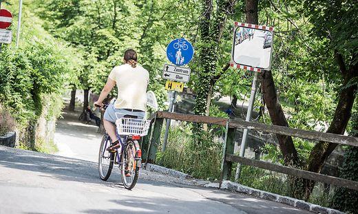 Der Donnerstag bietet sich für ein  einen Radfahrausflug an