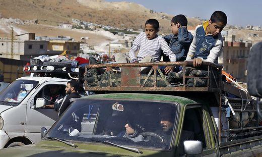 Rückkehrern nach Syrien droht Misshandlung