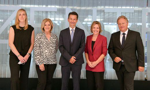 ORF-Stiftungsrat: Team von Mag. Roland Weiszmann bestellt