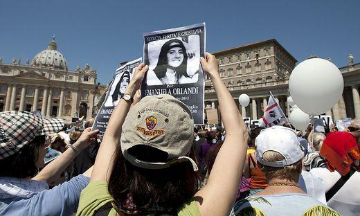 Fall Orlandi: Nun analysieren Vatikan-Experten Knochenfunde