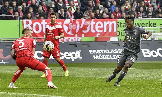 Deutsche Bundesliga Bayern Wieder An Der Spitze Gregoritsch Mit