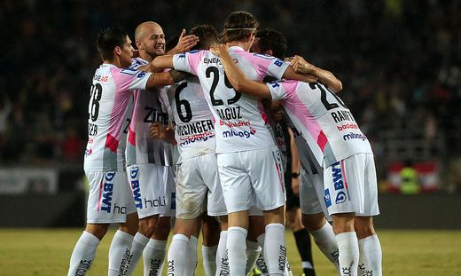 SOCCER - CL qualification, LASK vs Basel