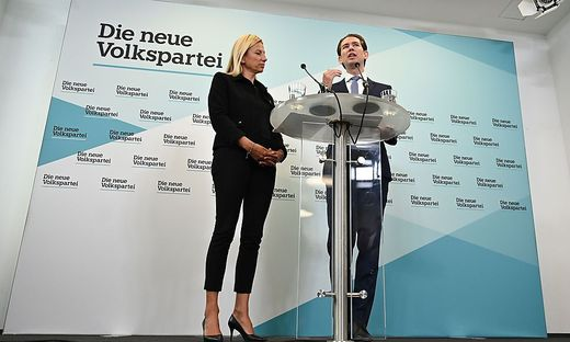 AUSTRIA-POLITICS-VOTE-ELECTION-OEVP