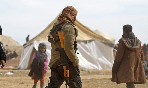 Der IS wird in Syrien immer mehr zurückgedrängt