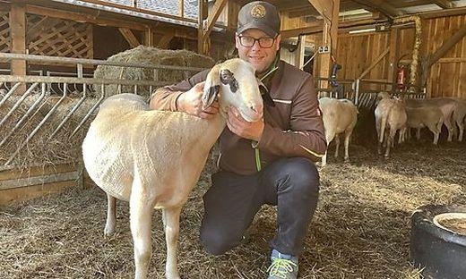 Marius Treffner veranstaltet mit dem Schaf- und Ziegenzuchtverband Kärnten den Internationalen Tag des Schafes und der Ziege