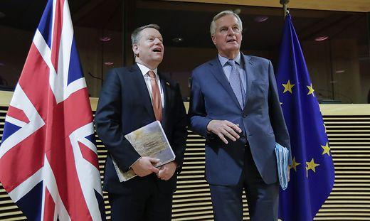 Barnier und Frost