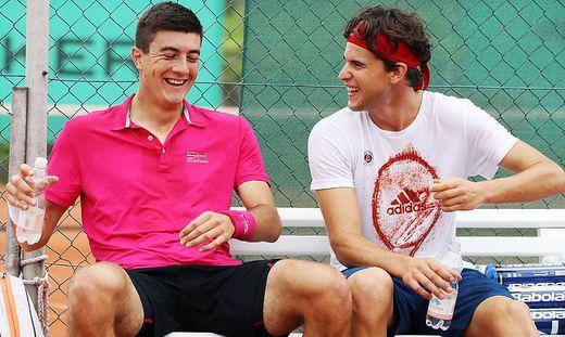 TENNIS - ITF, Davis Cup, AUT vs ROU