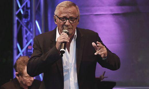 Konstantin Wecker tritt am Sonntag im Veranstaltungszentrum Judenburg auf