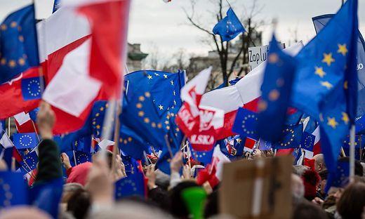 15 Jahre EU-Osterweiterung: Treffen der Regierungschefs