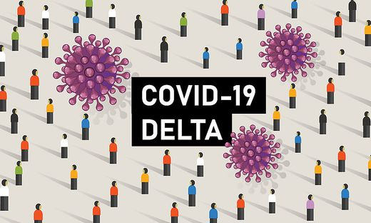 covid-19 delta corona virus