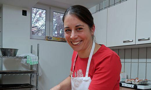 Backen gehört für Maria Kamsker zum Advent