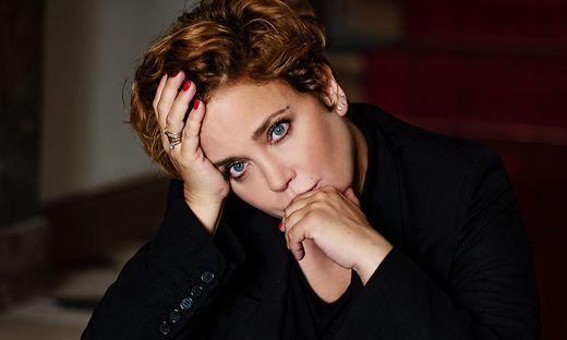 Muriel Baumeister lebte bis 2017 eine Alkoholikerkarriere
