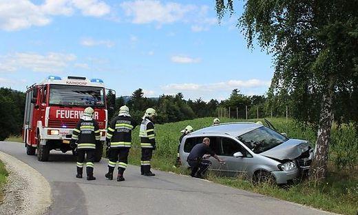 Unfall in Hartl