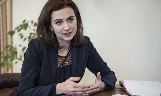 Justizministerin Alma Zadić will auch gegen Online-Hass aktiv werden.