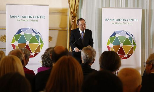 ++ HANDOUT ++ EROeFFNUNG DES 'BAN KI-MOON CENTRE FOR GLOBAL CITIZENS': BAN KI-MOON