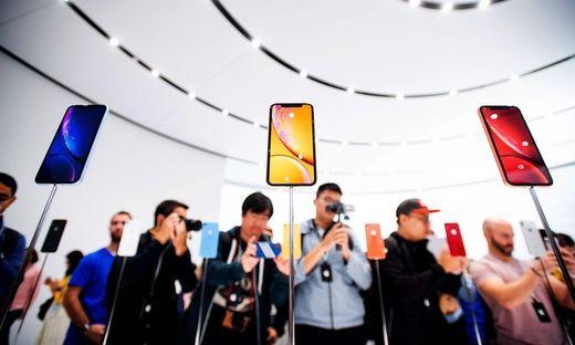 Im September präsentierte Apple das neue iPhone XR