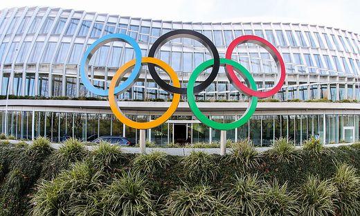 OLYMPIA - YOG 2020 Lausanne