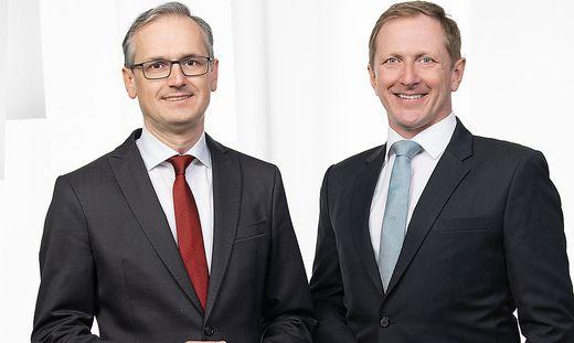 E-Control: Neues Vorstandsduo hat seinen Dienst angetreten