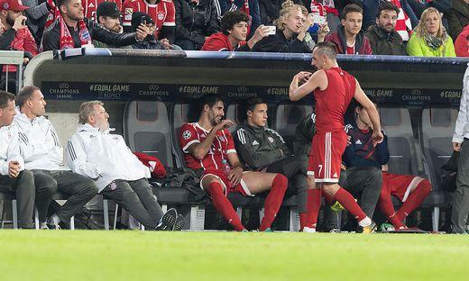 SOCCER - CL, Bayern vs Anderlecht