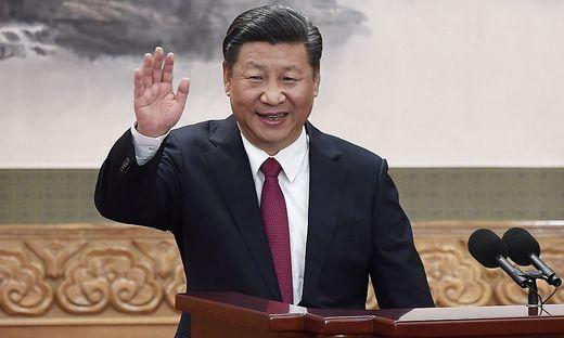 Chinas Staatschef Xi Jinping