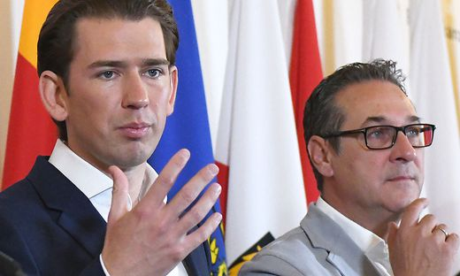Kritik am österreichischen EU-Ratsvorsitz