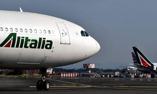 Keine Interessenten in Sicht für den Kauf der italienischen Fluglinie Alitalia