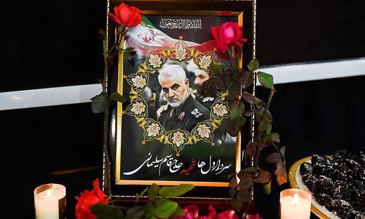 Getöteter iranischer General soll in Kerman beigesetzt werden