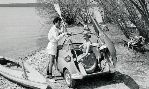 50 Jahre BMW Isetta