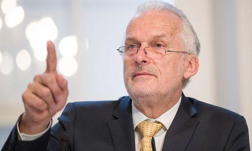 Justizminister Moser will keine Mehrfachbestrafungen mehr