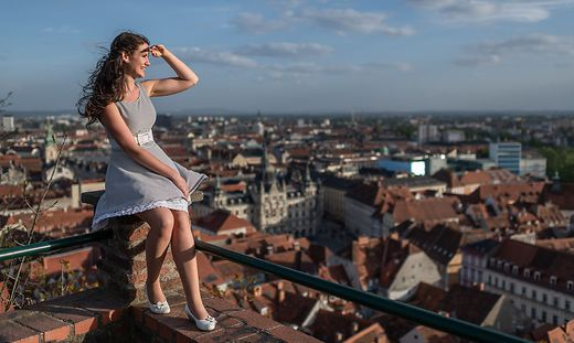 Schönwetter hält das Wochenende in Graz bereit