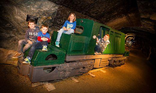 Bergbaugeschichte zum Anfassen. Aber bald ist das Museum selbst Geschichte