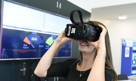 Virtual reality-Anwendungen profitieren durch 5G