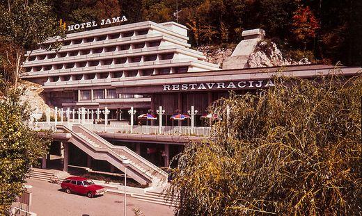Das Hotel wurde 1971 eröffnet