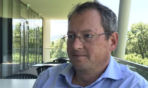 Minex-Geschäftsführer Ulrich Koch