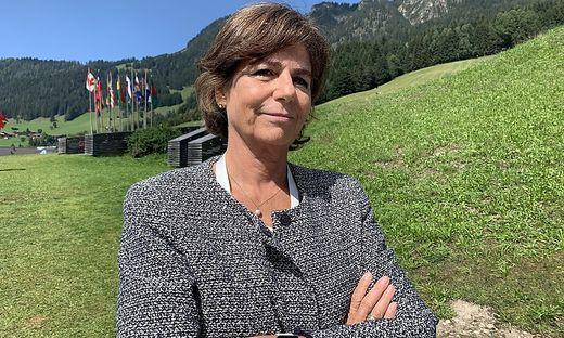 Lucrezia Reichlin in Alpbach