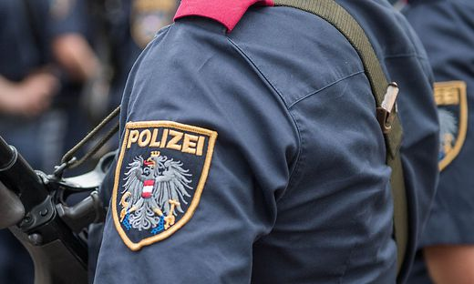 Polizeieinsatz in Graz