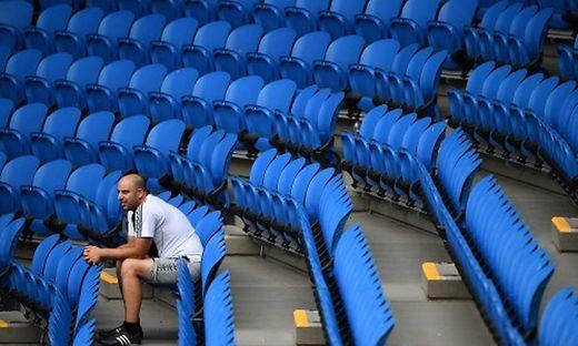 Keine Fans mehr erlaubt