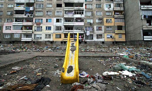 Ghettoisierung – oder im Extremfall Verslumung – kann die Folge falscher Baupolitik sein