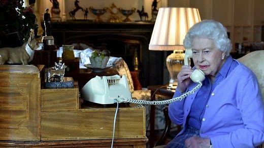 Die Queen in Windsor