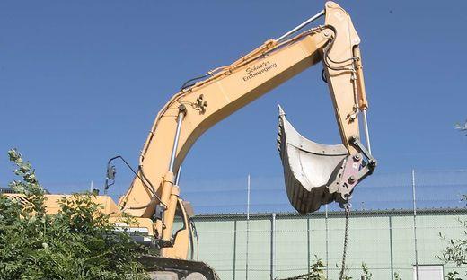 Baustellenlärm in Andritz sorgt für Ärger bei Anrainern