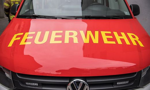 Die Feuerwehr Langenwang löschte den Brand (Sujetbild)