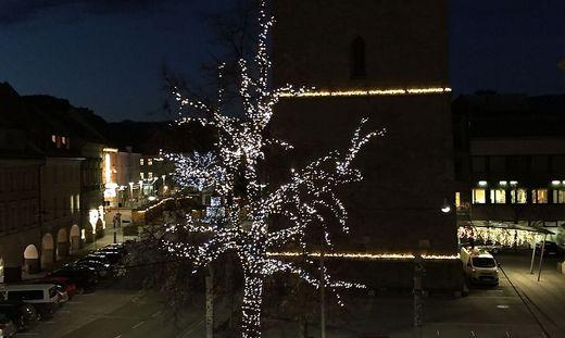 Ab Wann Weihnachtsbeleuchtung.Ab 24 November Judenburg Erstrahlt In Der Adventzeit In Neuem