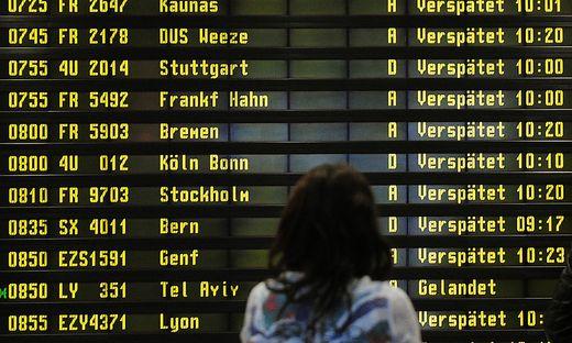 EuGH urteilt ueber Passagierrechte bei Flugverspaetungen