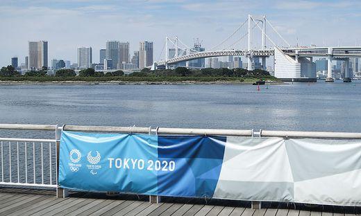 Tokio ist Schauplatz der Olympischen Sommerspiele 2020